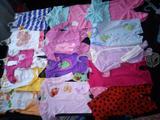 Regalo ropa de niña de invierno (bodies,blusas,pantalón,,poncho, etc...