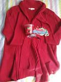 Regalo jersey rojo talla L