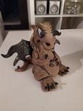 Se regala dragón de cerámica
