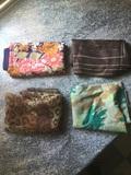 Pañuelos variados