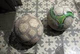 dos balones futbol sala