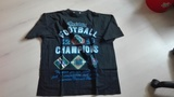 "Camiseta negra ""football"" Talla G(mayte8)"