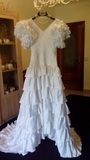 Vestido novia 36-38