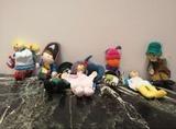 Marionetillas de peluche
