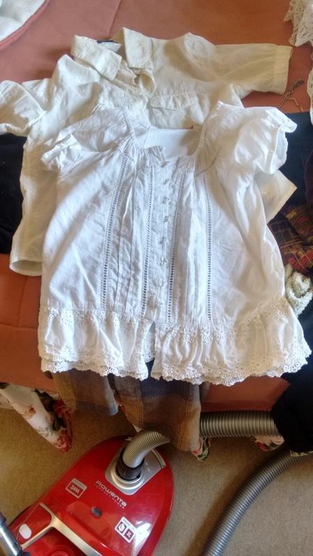 Camisa blanca talla 12