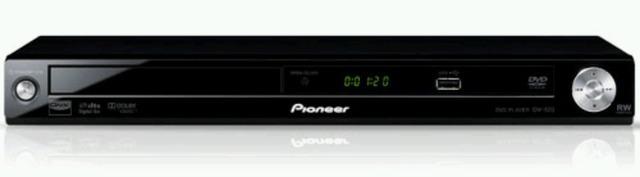 Reproductor DVD Pioneer. (para arreglar).