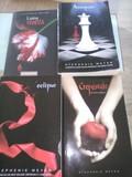 4 Libros. Stephenie Meyer