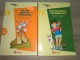 2 Libros. Bruño.