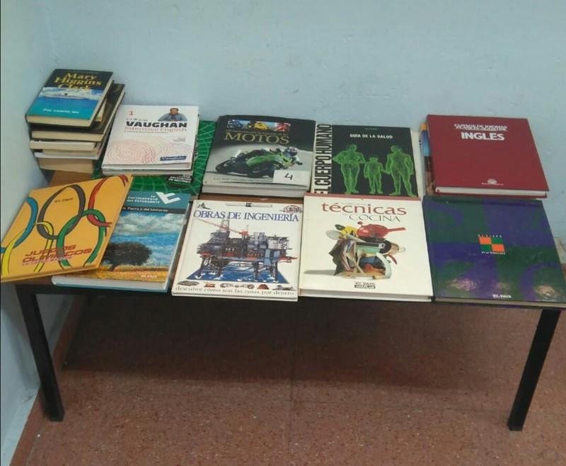 Algunos libros