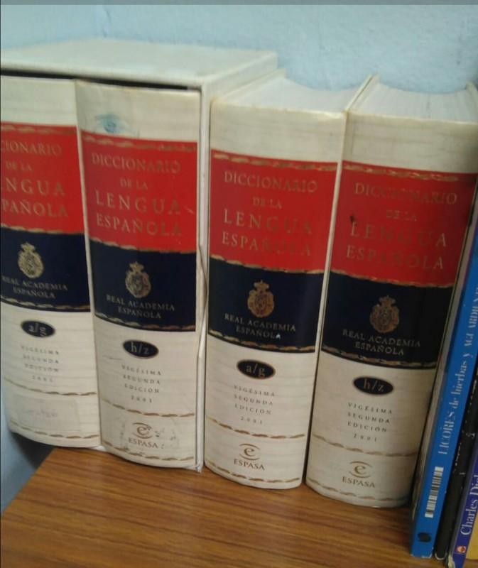 Diccionarios  lote n°2