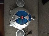 Reproductor CD con función karaoke