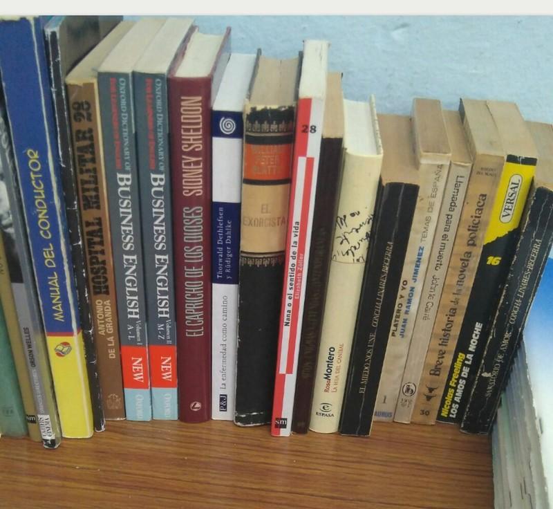 Libros que quedan lote 2