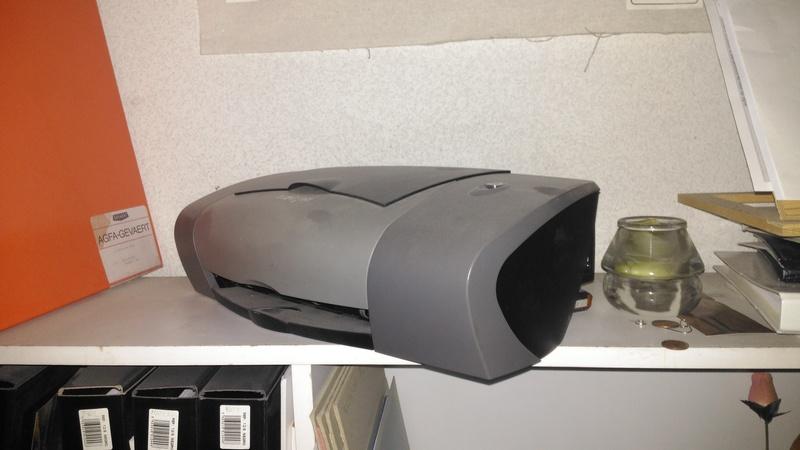 Impresora lexmar