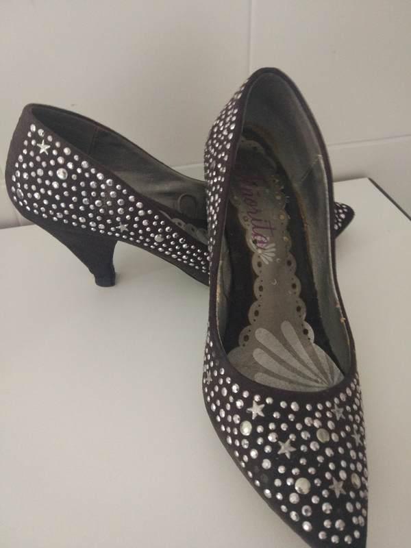 Zapato estrellitas 37