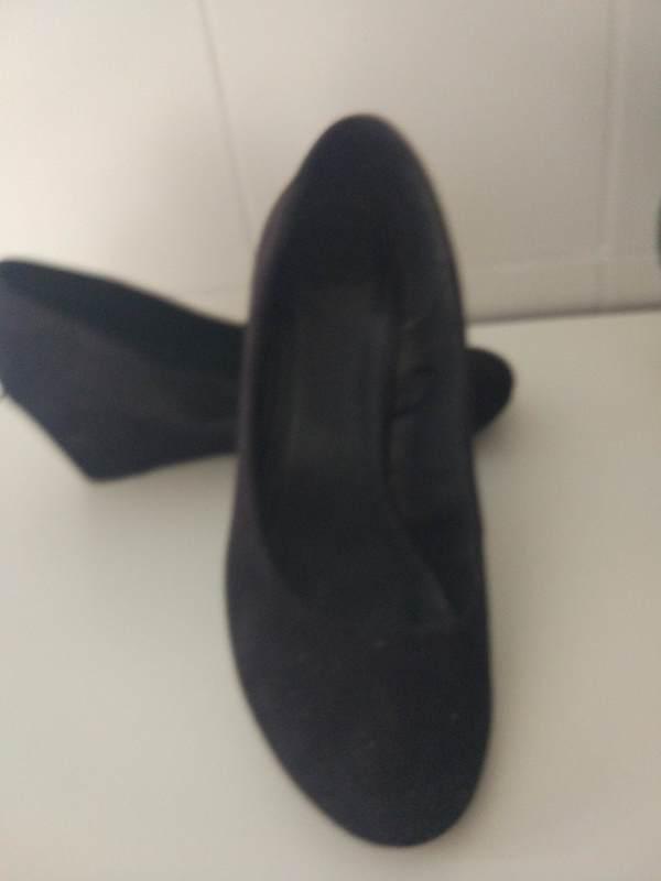 Zapato negro 37