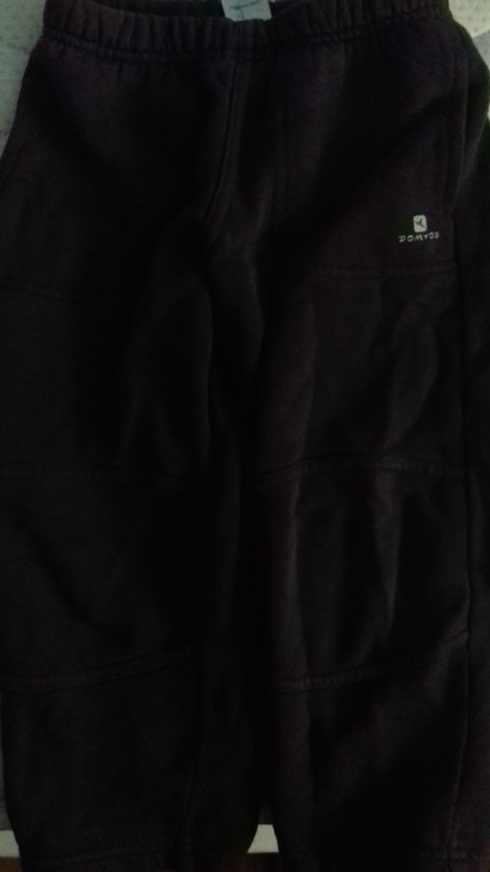 Pantalón chandal talla 3