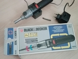 Destornillador eléctrico con batería agotada