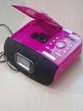 Radio CD rosa