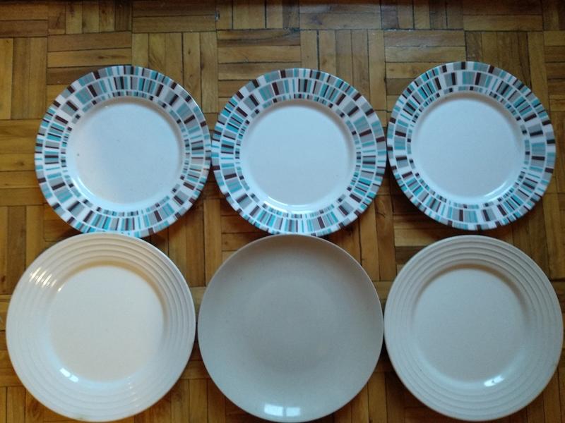 6 platos