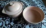 Regalo sopera y ensaladera de cerámica.