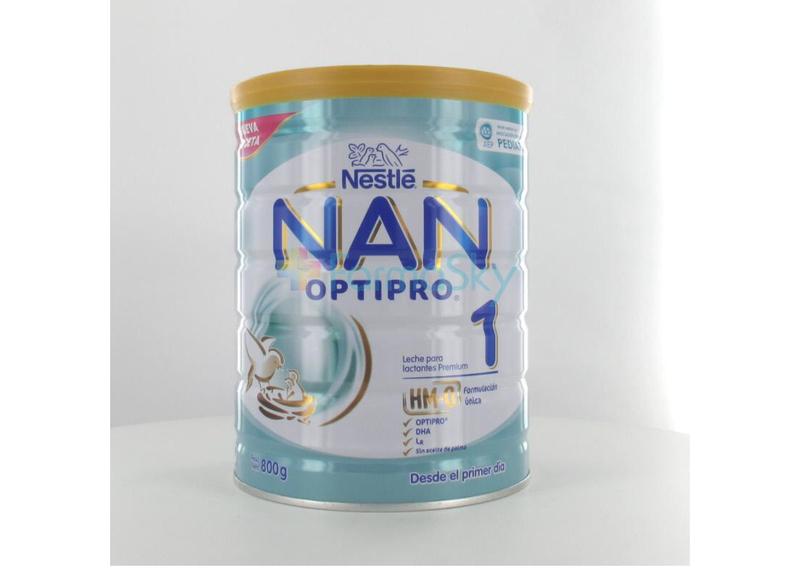 Regalo leche Bebes Nestlé nan 1
