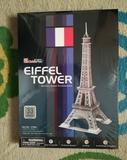 Regalo puzzle 3D de la Torre Eiffel.