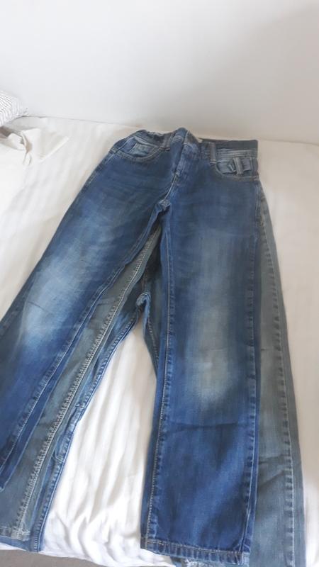 Pantalones niño 6 o 7 años