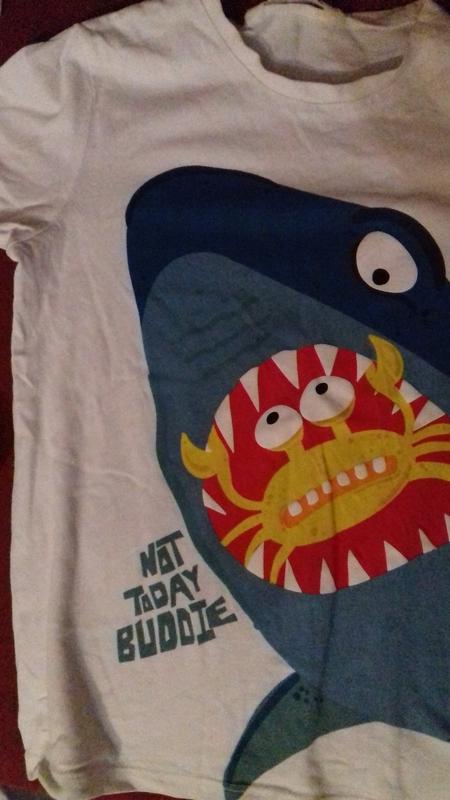 Camiseta de verano talla 6