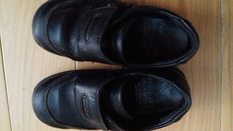Zapatos colegial negro talla 27