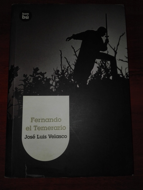 """Libro para instituto: """"Fernando el temerario"""""""