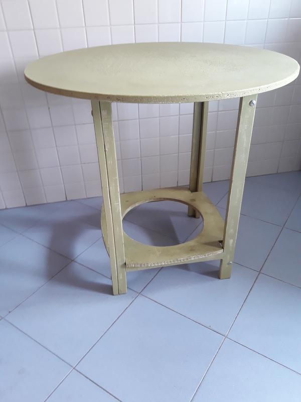 Mesa camilla 80cm diametro