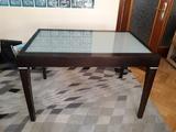 Mesa extensible 120cm x80 cm