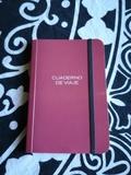 """Regalo """"cuaderno de viaje""""."""