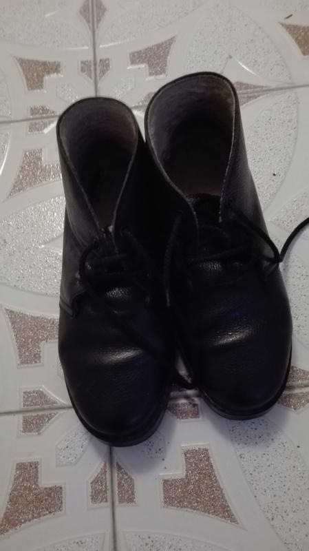 Botas de invierno negras Talla 39(1amigomio)