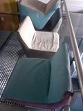 4 sillones pequeños