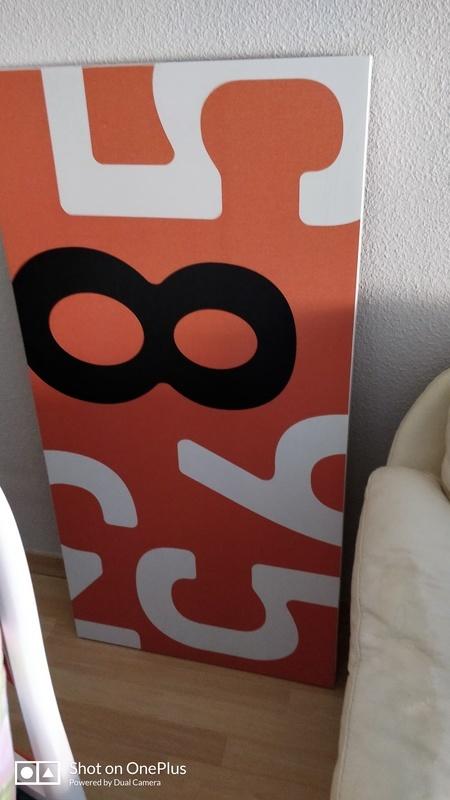 Tablero de mesa Linnmon de Ikea
