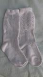 Calcetines talla 19-22 blancos