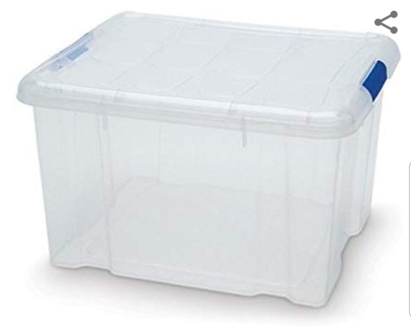 Cajas plastico