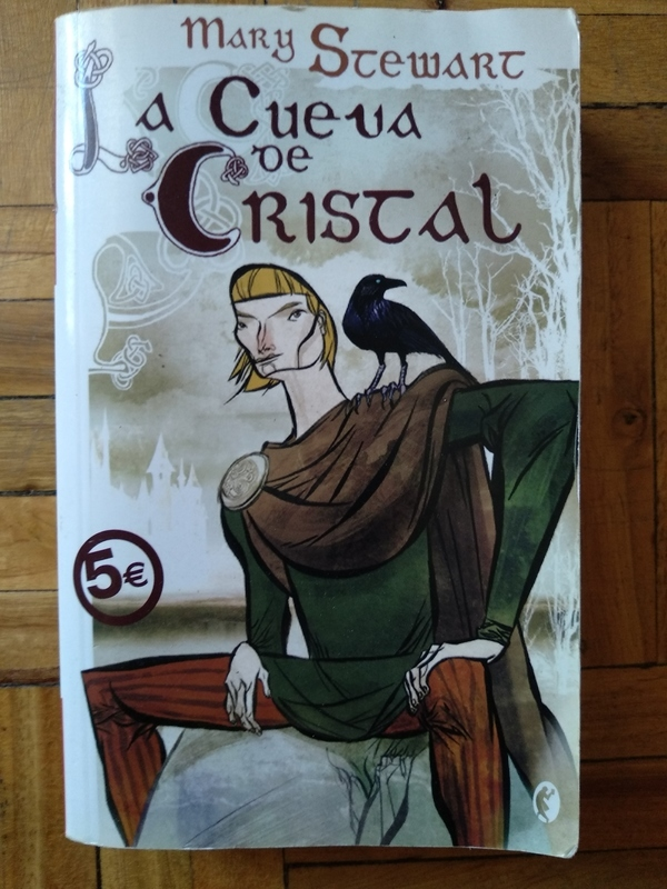 Libro La cueva de Cristal(kira0)