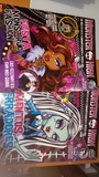 revistas Monster high