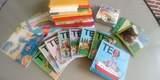 Libros de texto y cuentos