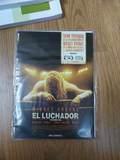 Copia DVD El Luchador