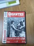 DVD Gigantes del basket