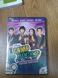 DVD Disney Camp Rock 2 sin abrir