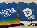 Camisetas campamentos