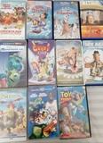 Peliculas infantiles VHS