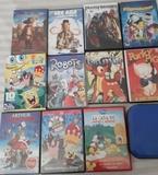 Peliculas infantiles en  DVD