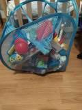 Bolsa juguetes de 0 a 2-3 años