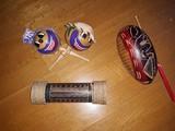 Instrumentos de decoración