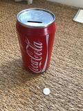 Hucha Coca Cola